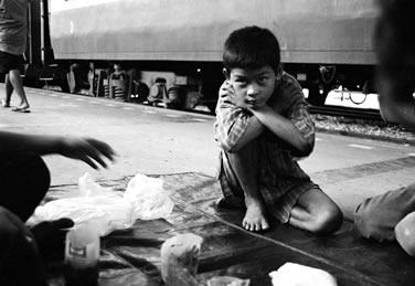 Thai Street Boy